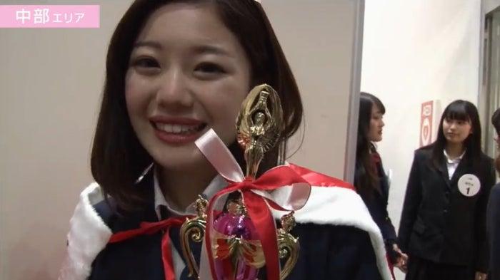 ほのぴぴ/「女子高生ミスコンFINALIST~ハレトキドキJK~」より