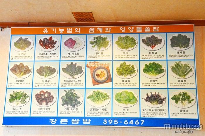 これだけの野菜を一度に摂れる