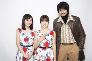 土屋太鳳&百田夏菜子、向井理のスタイルに「なぜか笑っちゃう」 初共演で息ぴったりトーク<約束のステージ~時を駆けるふたりの歌~>