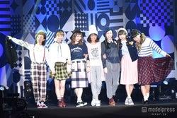 田中里奈がトップバッター 武智志穂、青柳文子ら「mer」モデル集結で開幕 「もしもしにっぽんFESTIVAL2014」