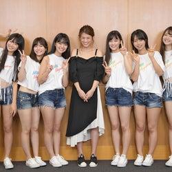 豊田ルナ・山口はのんら「ミスマガジン2019」にアドバイス 小阪有花がぶっちゃけトーク