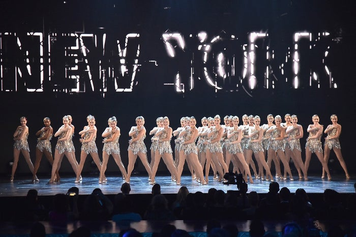 「第71回トニー賞授賞式より」/Getty Images