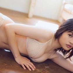 """石田桃香、美ボディ開放 """"初めて話す裏話""""とは"""