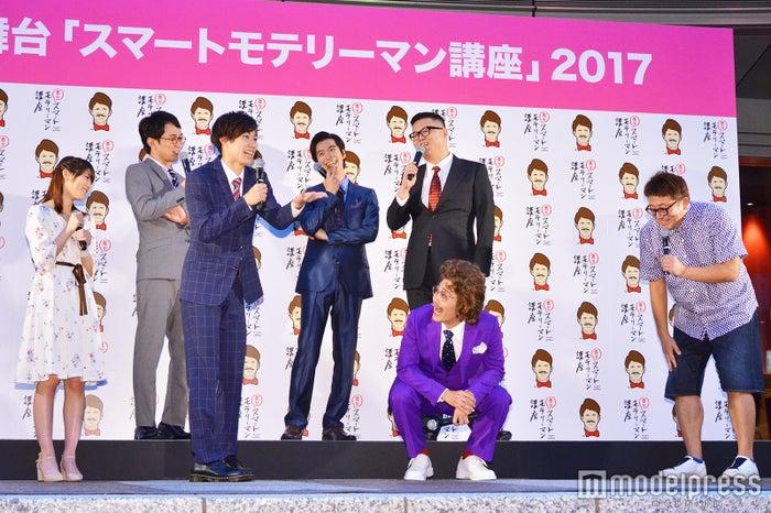 戸塚純貴の南野陽子エピソードに爆笑するキャスト陣 (C)モデルプレス
