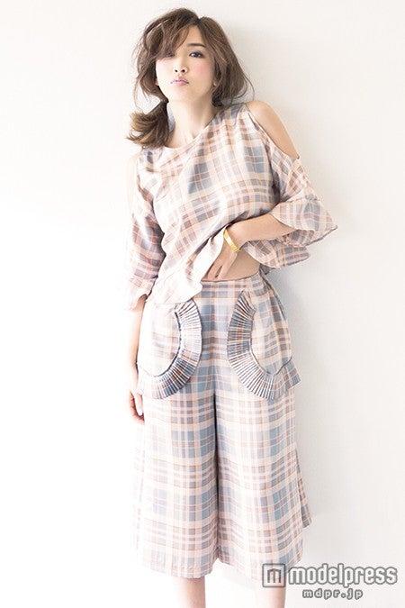 紗栄子/「saita」5月号より/画像提供:セブン&アイ出版