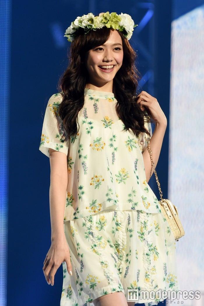「Going!Sports&News」のお天気キャスターを卒業した松井愛莉(C)モデルプレス