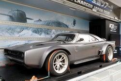 シリーズ最新作『ワイルド・スピード ICE BREAK』劇中車が、「WIRED MUSIC FESTIVAL 2017」の会場に出現!ヘッドライナーのウィズ・カリファも参加