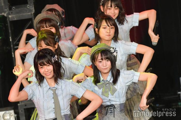 小田えりな、坂口渚沙/AKB48チーム8「TOKYO IDOL FESTIVAL 2018」 (C)モデルプレス