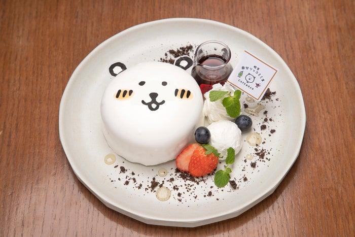 自分ツッコミくま喫茶のにっこりホットケーキ 1,390円(C)nagano/(C)Anova