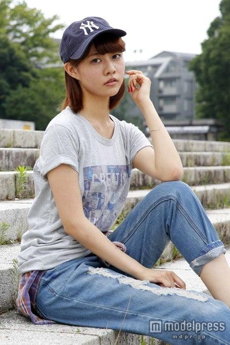 阿部マリア、AKB48史上初の快挙「改めて素敵な女性になれるように」/「SamuraiELO」9月号(画像提供:三栄書房)