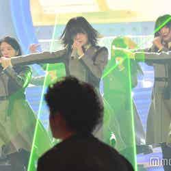 欅坂46/紅白リハ2日目(C)モデルプレス