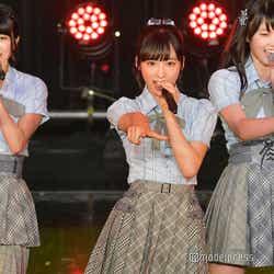 大西桃香、小栗有以、岡部麟/AKB48チーム8「TOKYO IDOL FESTIVAL 2018」 (C)モデルプレス