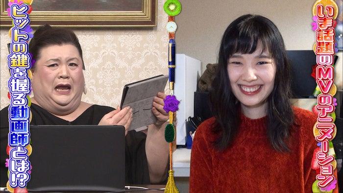マツコ・デラックス(左)/15日放送「マツコ会議」より(C)日本テレビ