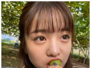 """横田真悠、彼女感溢れる""""ぱっくん""""動画にファン悶絶「天使」「目の保養」"""