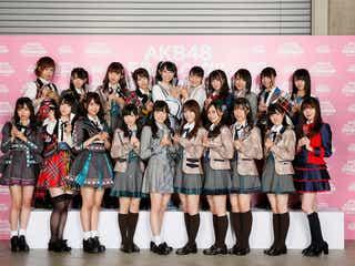 <速報>第10回AKB48世界選抜総選挙81位~100位「記念枠」