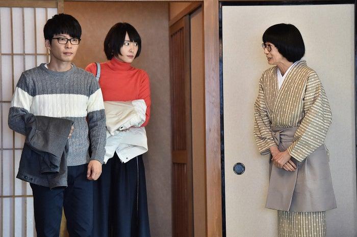 星野源、新垣結衣「逃げるは恥だが役に立つ」第6話・場面カット(C)TBS