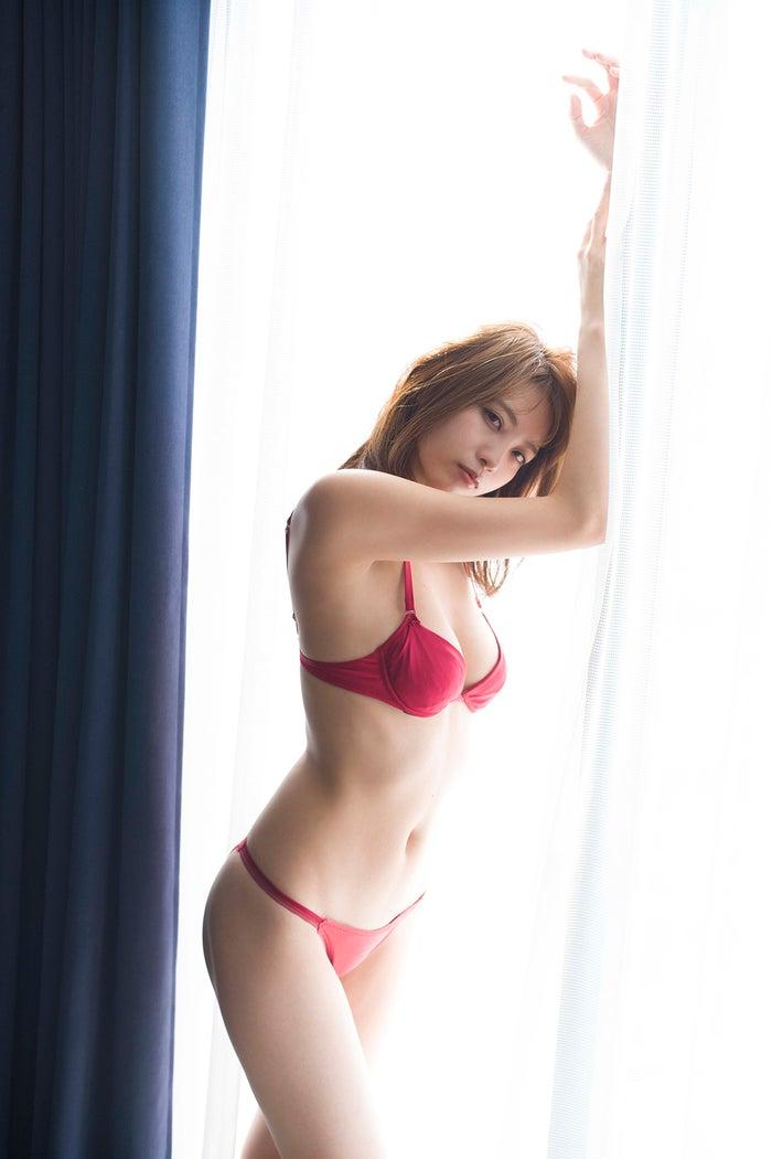 早瀬あや(C)佐藤裕之/週刊プレイボーイ