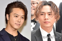 EXILE TAKAHIRO&三代目JSB登坂広臣のカップヌードル新CMが話題「雨宮兄弟」がトレンド入り