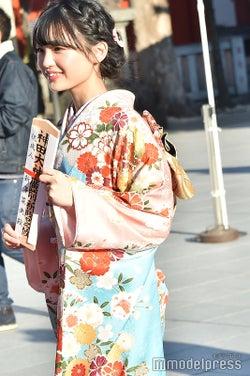 新澤菜央/AKB48グループ成人式記念撮影会 (C)モデルプレス