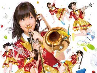 HKT48と氣志團が激突!「マジすか学園」番外編、地上波放送決定&HKT48と氣志團のコラボ曲も発売