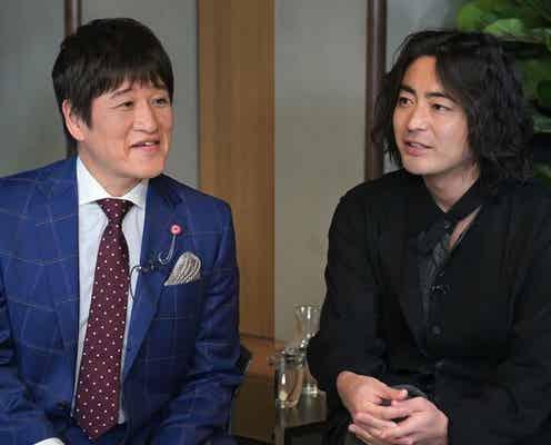 """山田孝之が""""俳優としてのキャリアを懸けて挑んだ""""作品について語る!<初耳学>"""