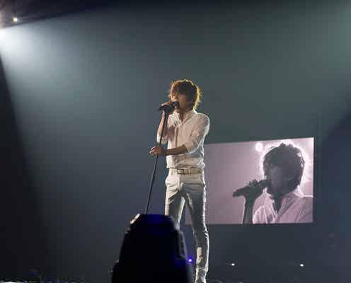 Nissy(西島隆弘)、AAA卒業の伊藤千晃のために熱唱「歌で聞いてもらいたい」