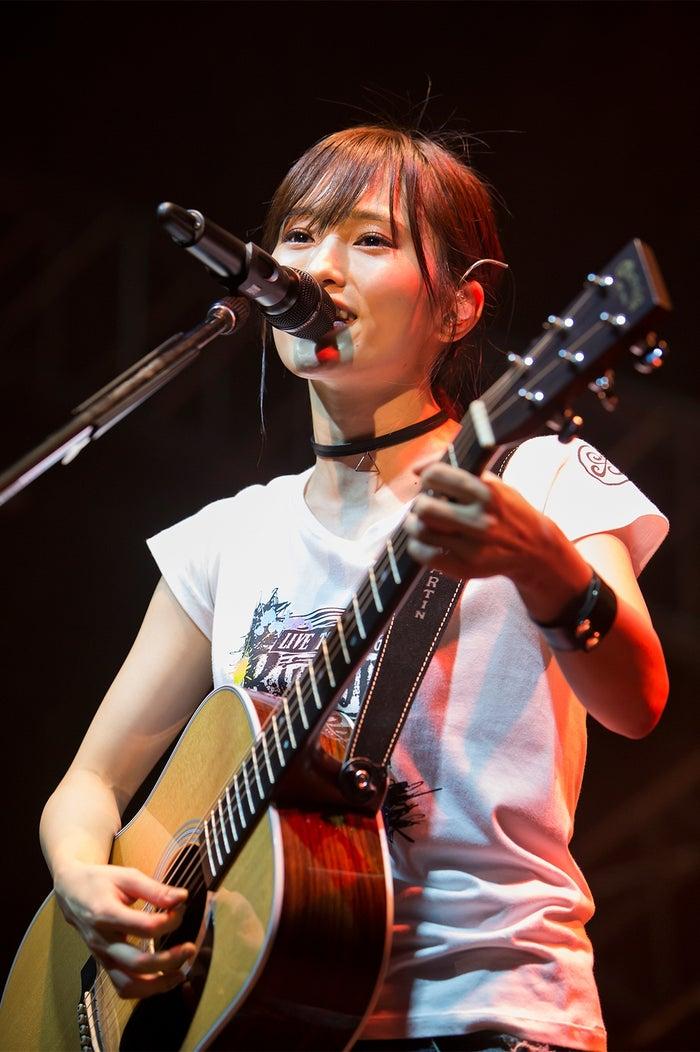 NMB48山本彩、魅力全開で新たな一歩 感極まる場面も(C)Sayaka Yamamoto