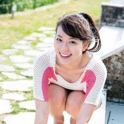 阿部華也子/写真集「Sweet Journey」より(画像提供:小学館)
