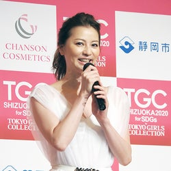 「TGCしずおか」2年連続開催発表 香里奈、熱い思い語る
