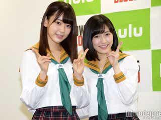 渡辺麻友×宮脇咲良、W主演でハリウッド級ホラーサスペンス キスシーンにも期待