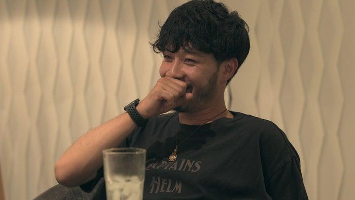 健司「TERRACE HOUSE TOKYO 2019-2020」6th WEEK(C)フジテレビ/イースト・エンタテインメント