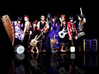 【海外反応】海外から大人気と噂の「和楽器バンド」って?