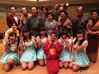 京本政樹が『ごきげん歌謡笑劇団』で鼠小僧役を熱演、子分役はコロッケとホリ