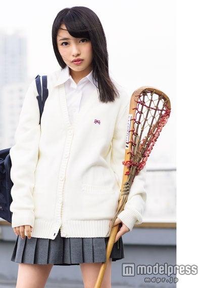 AKB48向井地美音(画像提供:徳間書店)