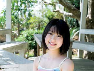 注目のCM美少女・池間夏海、水着姿で青春オーラ全開