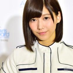 欅坂46の渡邉理佐を直撃!初挑戦の感想、美容で心がけていること、夢を叶える秘訣