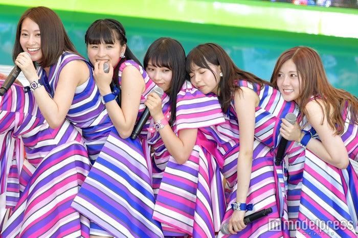 乃木坂46新曲「逃げ水」初披露!※写真は「おいでシャンプー」(C)モデルプレス