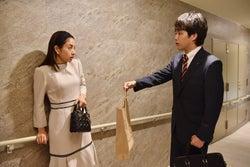 石原さとみ、三浦貴大/「高嶺の花」第3話より(C)日本テレビ