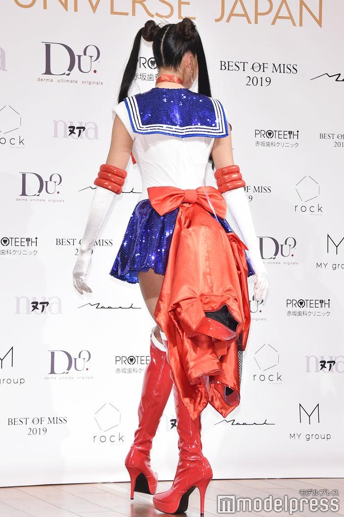 加藤遊海 (C)Naoko Takeuchi/(C)モデルプレス