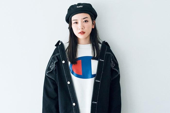 永野芽郁/「mini」10月号(画像提供:宝島社)