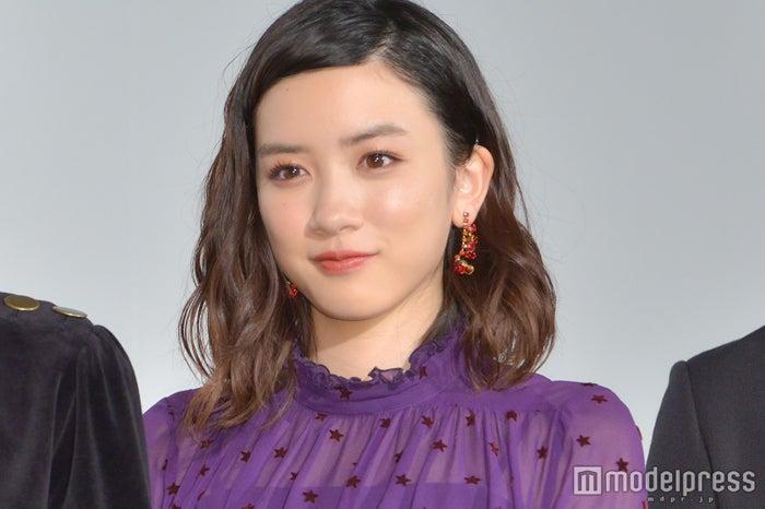 ミディアムヘア時代の永野芽郁 (C)モデルプレス