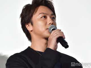 EXILE TAKAHIRO、結婚発表後初の公の場
