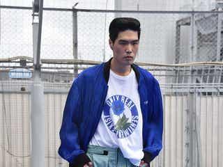 「アズマ」 新宿アルタの屋上でインスタレーションを開催
