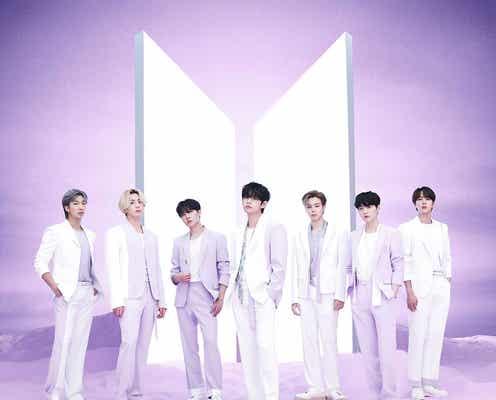 BTS、ベストアルバム「BTS,THE BEST」今年初のミリオン認定に グループアーティストとして2年ぶり快挙