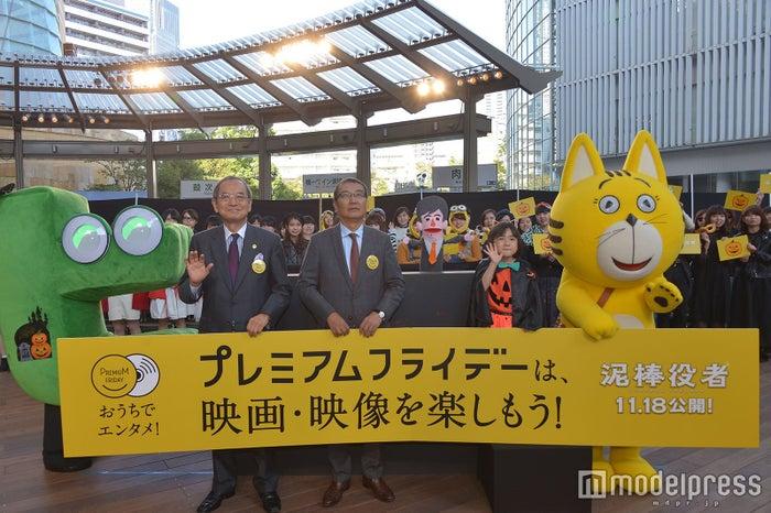 「プレミアムフライデーハロウィンシネマパーティ in 東京国際映画祭」PRイベント(C)モデルプレス