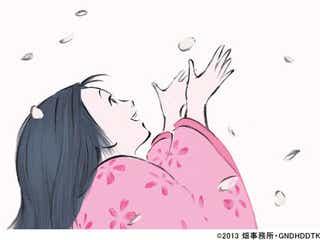 ジブリ作品『かぐや姫の物語』惜しくもアカデミー賞逃す!3月に初のテレビ放送決定