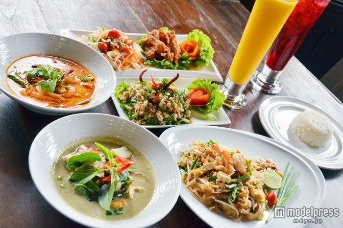 モデルも驚く美味しさ、タイの絶品レストランでグルメ&景色を満喫