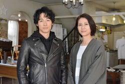 松下奈緒、ディーン・フジオカの亡き恋人役に 知られざる千川の過去が明らかに<今からあなたを脅迫します>