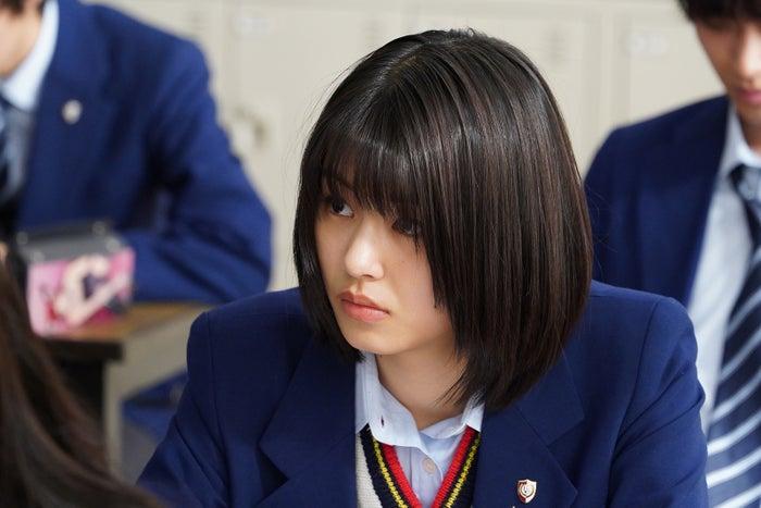 竹内愛紗/「俺のスカート、どこ行った?」(C)日本テレビ