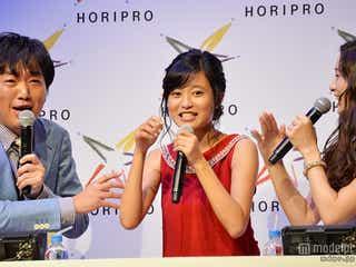 小島瑠璃子、感極まり涙 共演者からツッコミ「仕事とらないで」